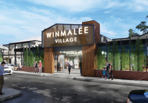 A new look Winmalee Village